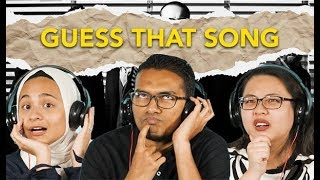 Guess That Song: 2000's Alternative Rock Bands   SAYS Challenge