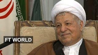 Rafsanjani on Iran's nuclear deal