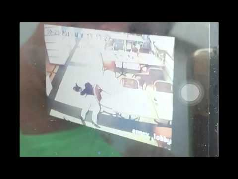 CCTV footage: Chinese diplomat shot dead in Cebu