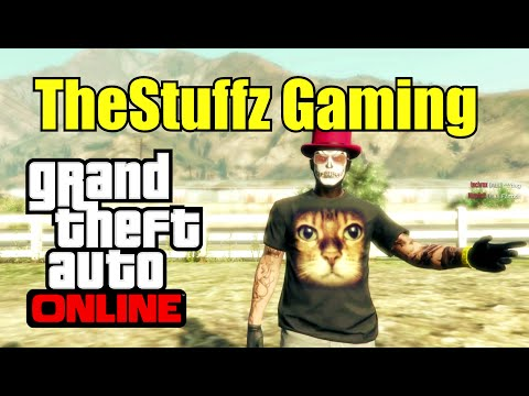 TheStuffz Gaming - GTA Online - Turbines of DHOOM!
