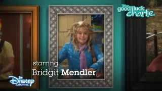 Bridgit Mendler - Hang in There, Baby (Good Luck Charlie Opening Theme)
