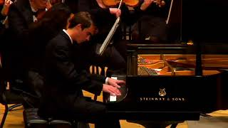 Mozart Piano Concerto No. 20 in D minor Performed by Adam and the ISCS