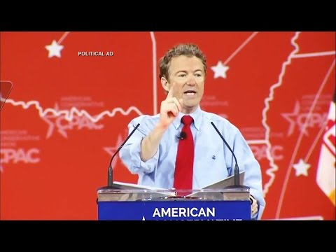 Rand Paul Ready to Announce 2016 Presidential Bid
