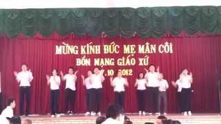 i love jesus dance gx bnh an