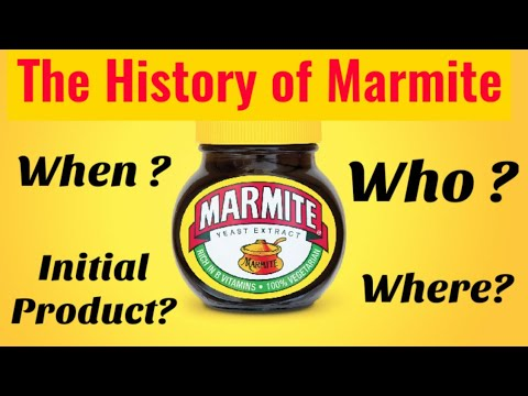 Marmite Ingredients | 2020 # History # Health Benefits & Nutritional facts # Making Process
