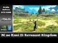 Ni no Kuni II: Revenant Kingdom on Nvidia GeForce GTX 850M 2GB DDR3 (Asus N550JK Notebook)