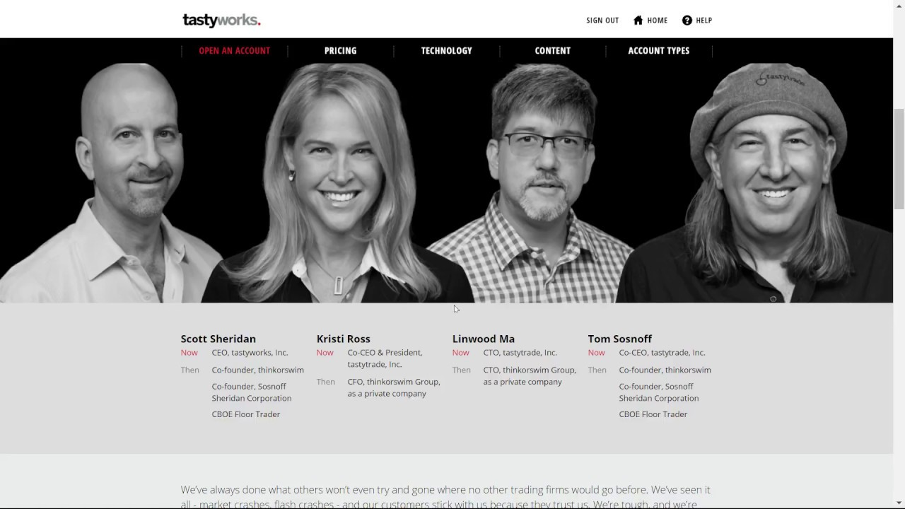 Tastyworks broker Review 2017 2018 website: Mostly Commission FREE Options trading, NO closing costs
