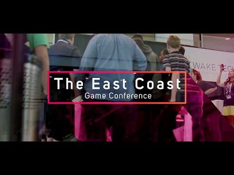 East Coast Game Conference 2017 Promo