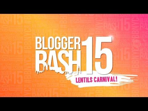 Canadian Lentils Closing Carnival #BBNYC 2015!