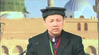(Urdu + English) Ahmadi Representing Jamaats in Malayasia at Jalsa Salaana Qadian 2011