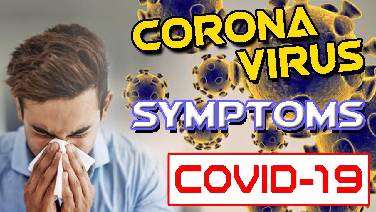 Top 10 Coronavirus COVID-19 Symptoms And Non-Symptoms