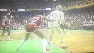 "NBA on CBS hilite package sign off 1986 ""Whatever we Imagine!""- James Ingram"