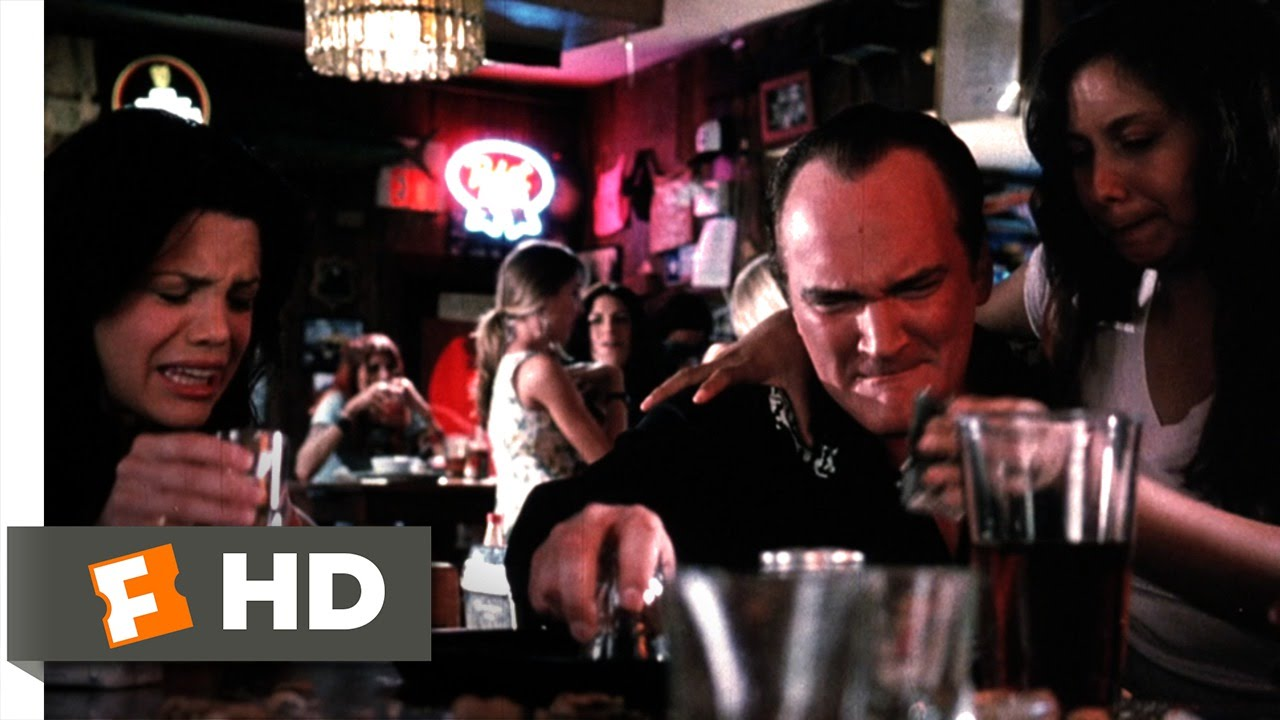 Death Proof (2/10) Movie CLIP - Shots with Warren (2007) HD