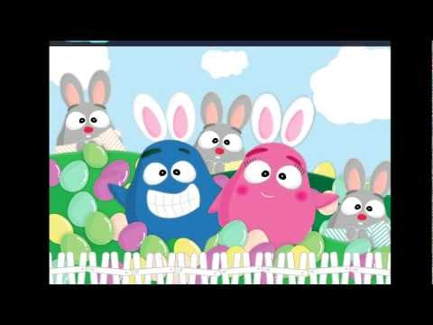 happy easter!  from www.GooglyGooeys.com and MyEraserIsGone.tumblr.com