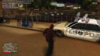 Video GTA San Andreas Multiplayer RC-RP #2: Clothing and a Moped! download MP3, 3GP, MP4, WEBM, AVI, FLV April 2018