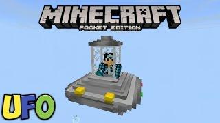 UFO Addon для Minecraft PE 1.1 | Инопланетяне