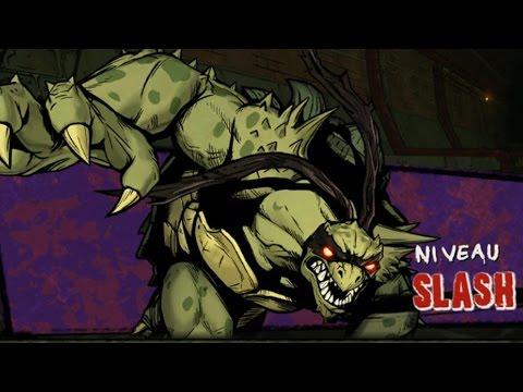 Les Tortues Ninja : Des mutants à Manhattan. Episode 3 : Slash [+boss secret]
