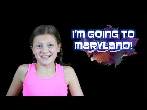 I'm Going To Maryland!   Epic Trip Announcement   Bethany G