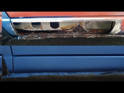 How To Patch A Rust Hole On Your Car (no Welding)