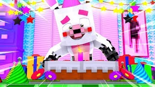 Video Minecraft Fnaf Daycare: Mangle turns into a teenager?! download MP3, 3GP, MP4, WEBM, AVI, FLV Mei 2018