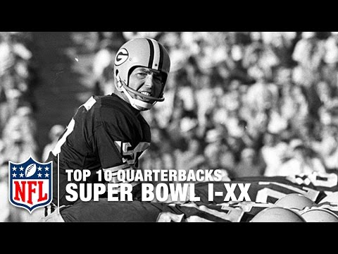 Top 10 QBs from Super Bowl I to Super Bowl XX (1966-1985) | NFL