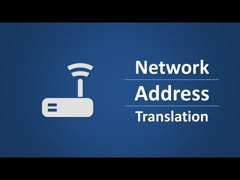 How Network Address Translation Works