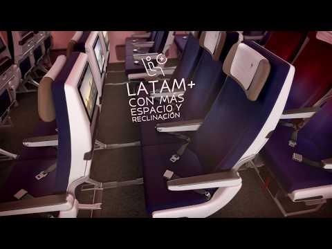 Tour virtual nuevas cabinas LATAM