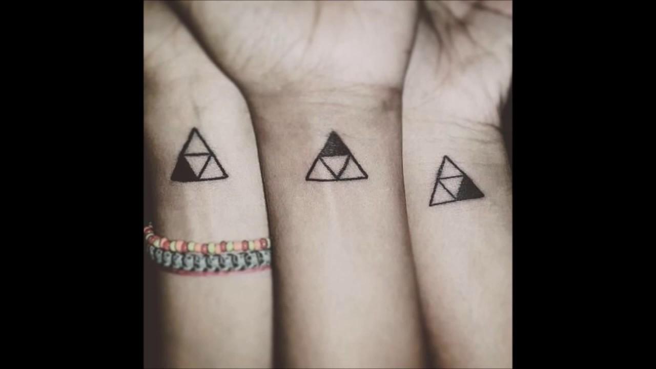 Tatuajes Perqueños Para Hermanos Youtube