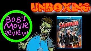 Sharknado 5: Global Swarming Blu-Ray Unboxing streaming
