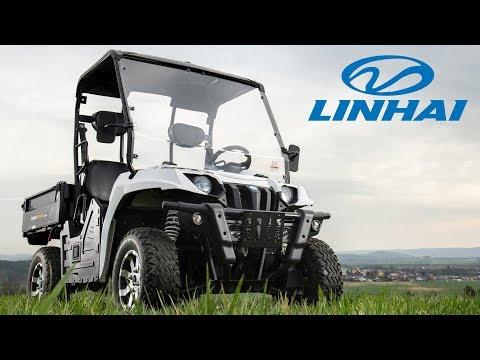 LINHAI UTV E-5S Electric