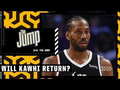'I don't think Kawhi Leonard comes back this postseason' - Kendrick Perkins | The Jump
