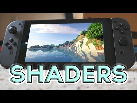 Will Minecraft Have Shaders On The Switch New Bedrock Edition