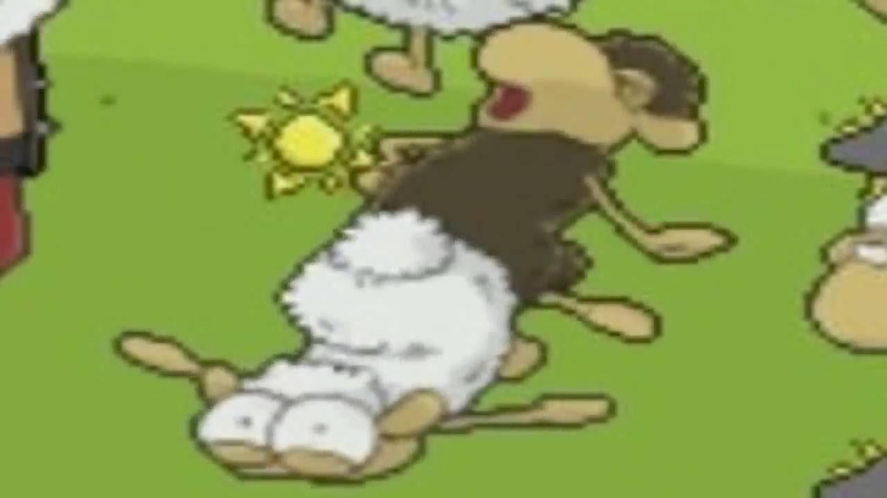 игра овечки трахать