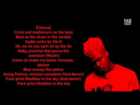 Download Audiomarc ft Nasty C - Audio czzle [Lyrics]