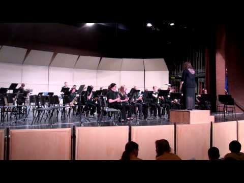 Celtic Air and Dance No. 2 arr. Michael Sweeney - Tipler Middle School 8th Grade Band
