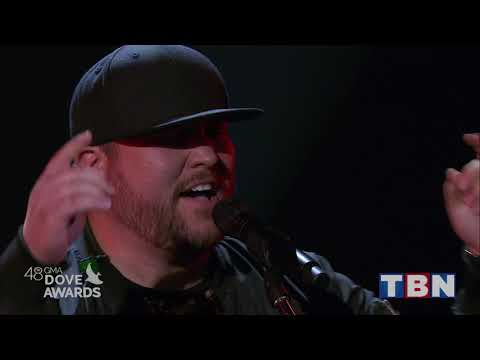 Micah Tyler Performs Never Been A Moment  48th Annual GMA Dove Awards  TBN