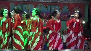 AMPLOP BIRU. Reggae Jaipong Melinda Group Bekasi. ( malaka Studio Opicial )