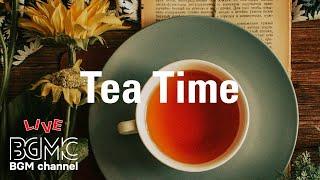 Tea Bossa Nova & Jazz Music - Relax Piano & Guitar