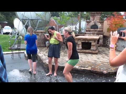 Ice Bucket Challenge: WCCB Sales Ladies!