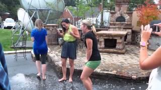 Ice Bucket Challenge: WCCB Sales Ladies!
