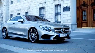"Mercedes-Benz 2015 S-Class Coupé ""Bright Star"" Trailer"