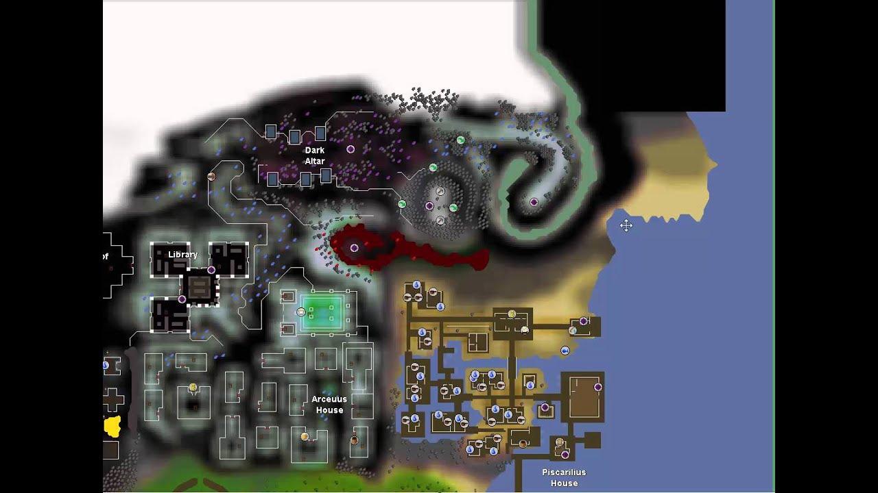 Zeah Blood RuneCrafting Guide!