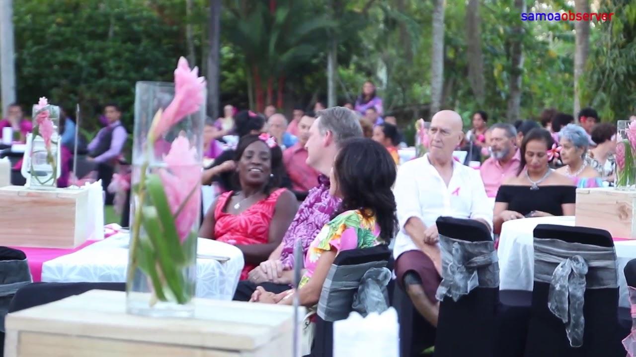 Miss Samoa Alumni push cancer message - Dauer: 83 Sekunden