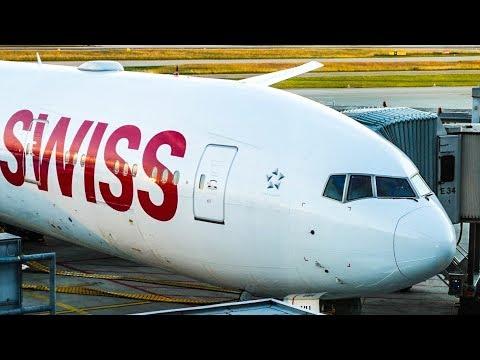 TRIPREPORT   SWISS   BOEING 777-300ER   Zurich - Hannover