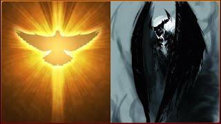 Святой Дух-это Люцифер. Паразитирующий хищник