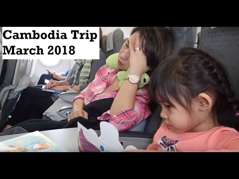 KhmerArmy's Cambodia Trip 2018  (1/35)... the beginning..