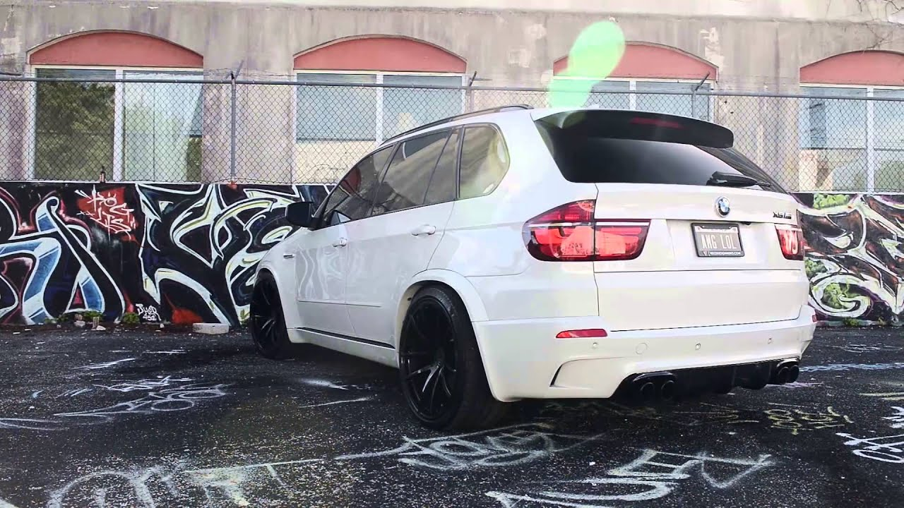 Bmw X5m On 22 Quot Velos Solo V Forged Wheels Youtube