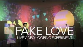 Drake - Fake love (Looping Video)