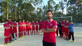 Mister Rui Correia, Treinador dos Infantis do Gil Vicente FC
