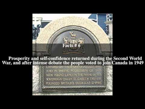History of Newfoundland and Labrador Top # 8 Facts